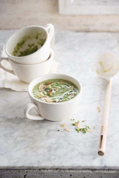 Foto van Broccoli-pastinaaksoep