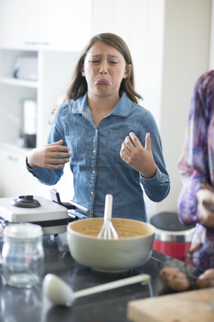 Foto van Zo krijgen zelfs de moeilijkste eters meer groenten binnen