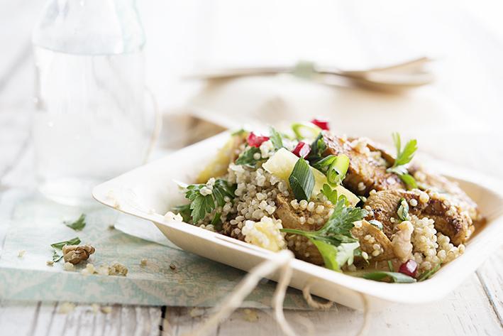 Foto van Geen tijd om gezond te koken? Enkele tips!