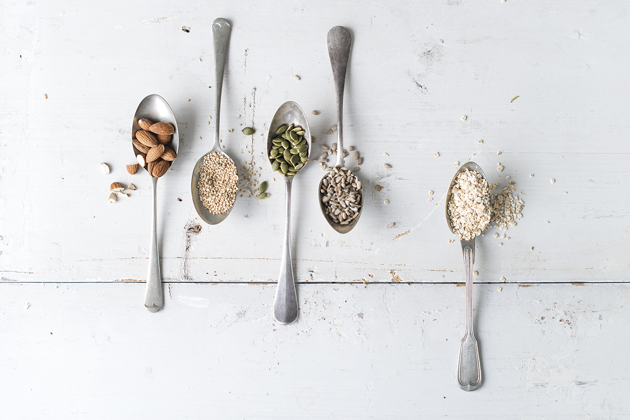 Foto van Quinoa, een zeer waardevol voedingsmiddel
