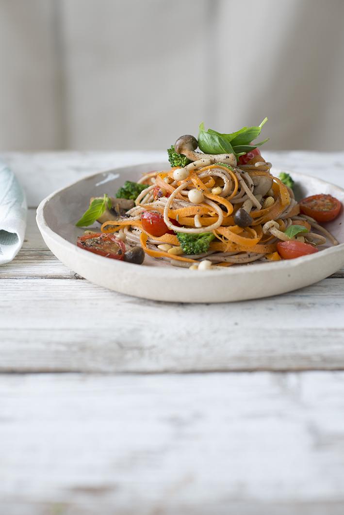 Foto van Nooit meer pasta? Basta!
